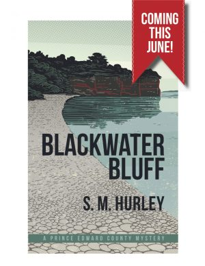 Blackwater Bluff Cover Art