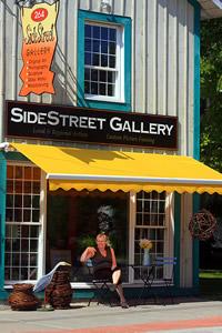 Sidestreet Gallery, Wellington
